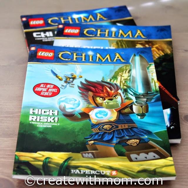 chima children's book