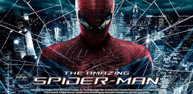 The Amazing Spiderman Games for android free download, Android HD games The amazing Spiderman Free download
