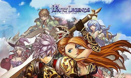 Android Fairy Legends Screenshot Apk File