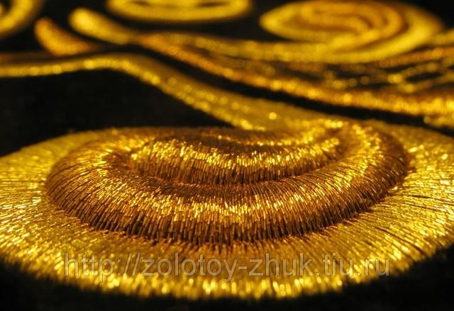Вышивка золотой нитью вышивка крестом