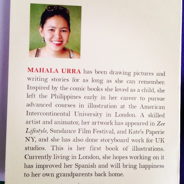 Mahala Urra, book illustrator