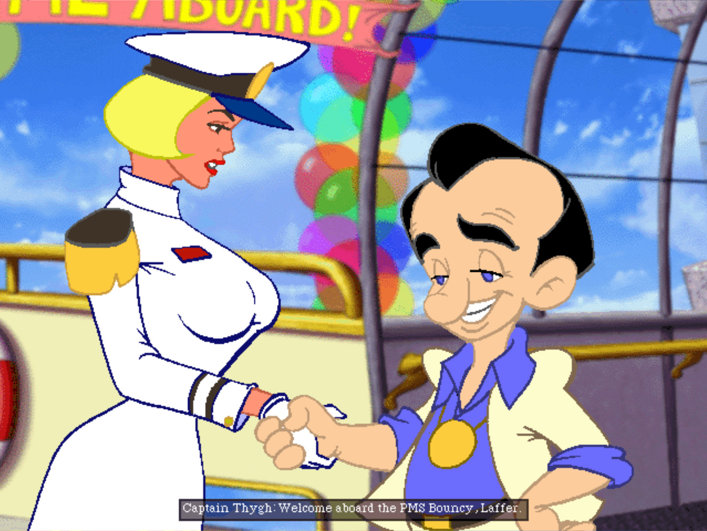 Leisure Suit Larry Love For Sail Vicky Player None: June 2016
