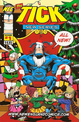 The Tick New Series #1