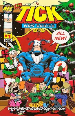 The Tick New Series #1