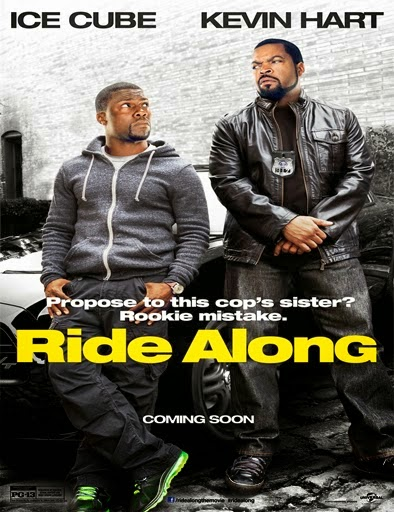 Ver Ride Along (2014) Online