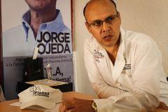 """""""SÓLO HAY DE DOS SOPAS O GANA FERNANDO O GANAMOS NOSOTROS"""": CANDIDATO INDEPENDIENTE"""
