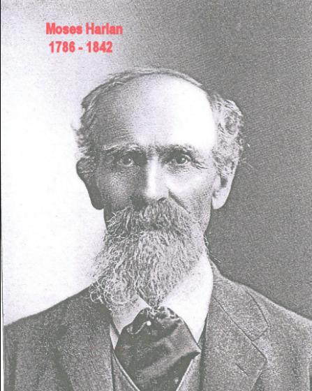 Moses Harlan