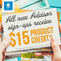 It's a great time to sign up to be a CM Advisor