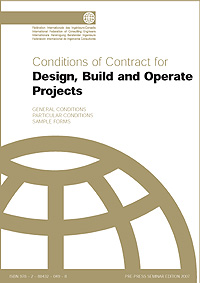 FIDIC Gold Book DBO Conditions of Contract for Design Build and Operate Projects