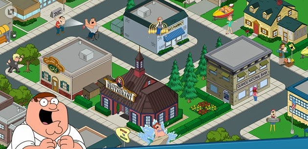 Family Guy Quest for Stuff Android and iOS Walkthrough