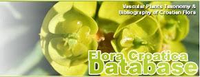 Flora Croatica Database (FCD)
