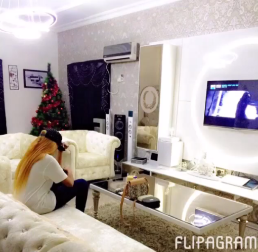 10 Stunning Apartments That Show Off The Beauty Of Nordic: Photos: Rukky Sanda Shows Off Her Massive Apartment