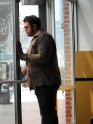 Adam Richman from Man vs. Food Nation hearts Tom + Chee too!