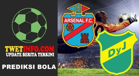 Prediksi Arsenal vs Defensa y Justicia