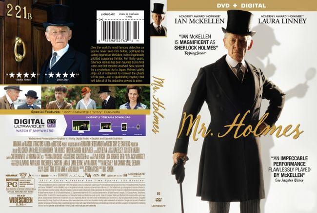 Mr. Holmes – Castellano