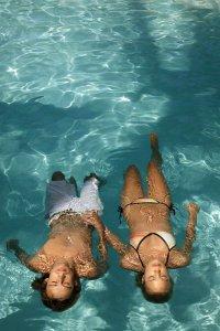 Les exercices d'aquagym pour être en forme
