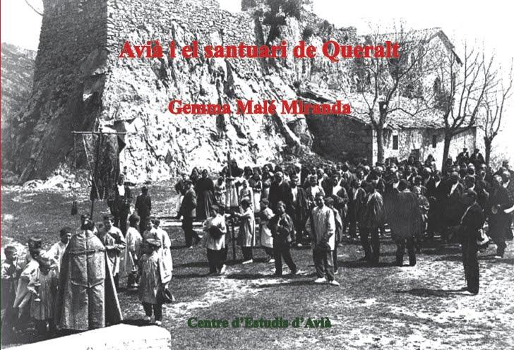 Avià i el santuari de Queralt