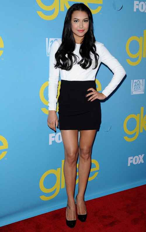 Naya Rivera Fashion Style