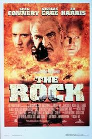 The Rock - Nicolas Cage, Sean Connery, Ed Harris