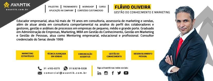 Flavio Oliveira - Educador Empresarial