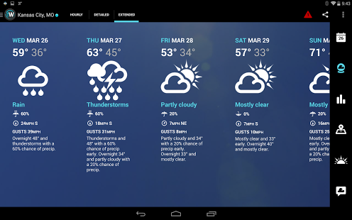 1Weather Android apk
