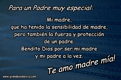 madre y padre