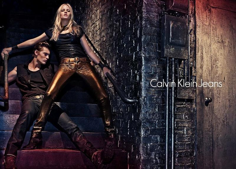 The Essentialist - Fashion Advertising Updated Daily: Calvin Klein ...