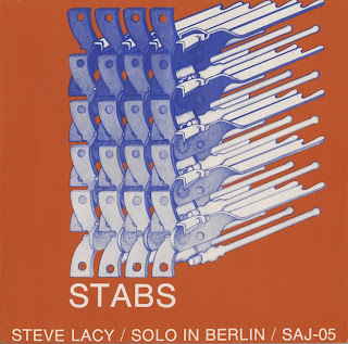 Steve Lacy, Stabs