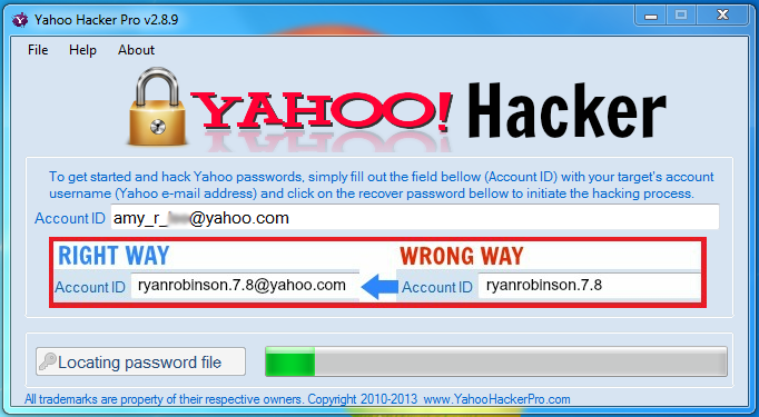 Gmail Password Hack Tool 2019