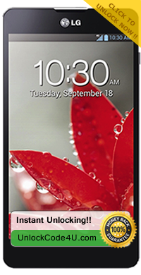 Factory Unlock LG Optimus G E790