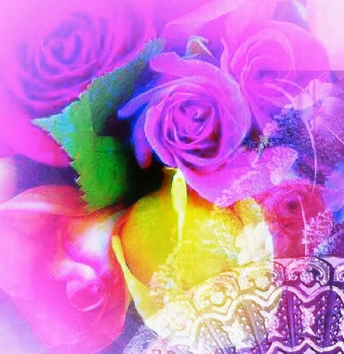 Rosas de cosas que siento