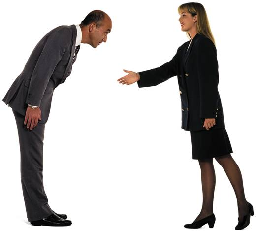 nonverbal behavior in business communication in