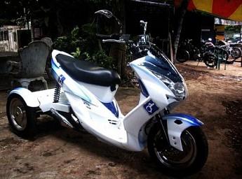 Foto Modifikasi Motor Yamaha Mio Terbaru title=