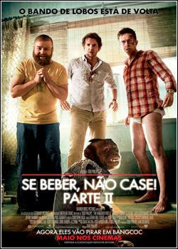 Download Baixar Filme Se Beber, No Case 2   Dublado