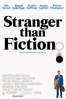 Watch Stranger Than Fiction (2006) movie free online