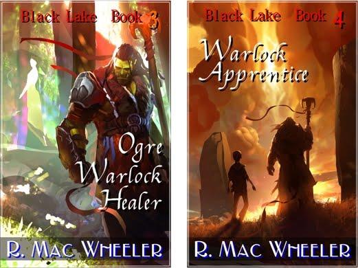 Black Lake 3, 4
