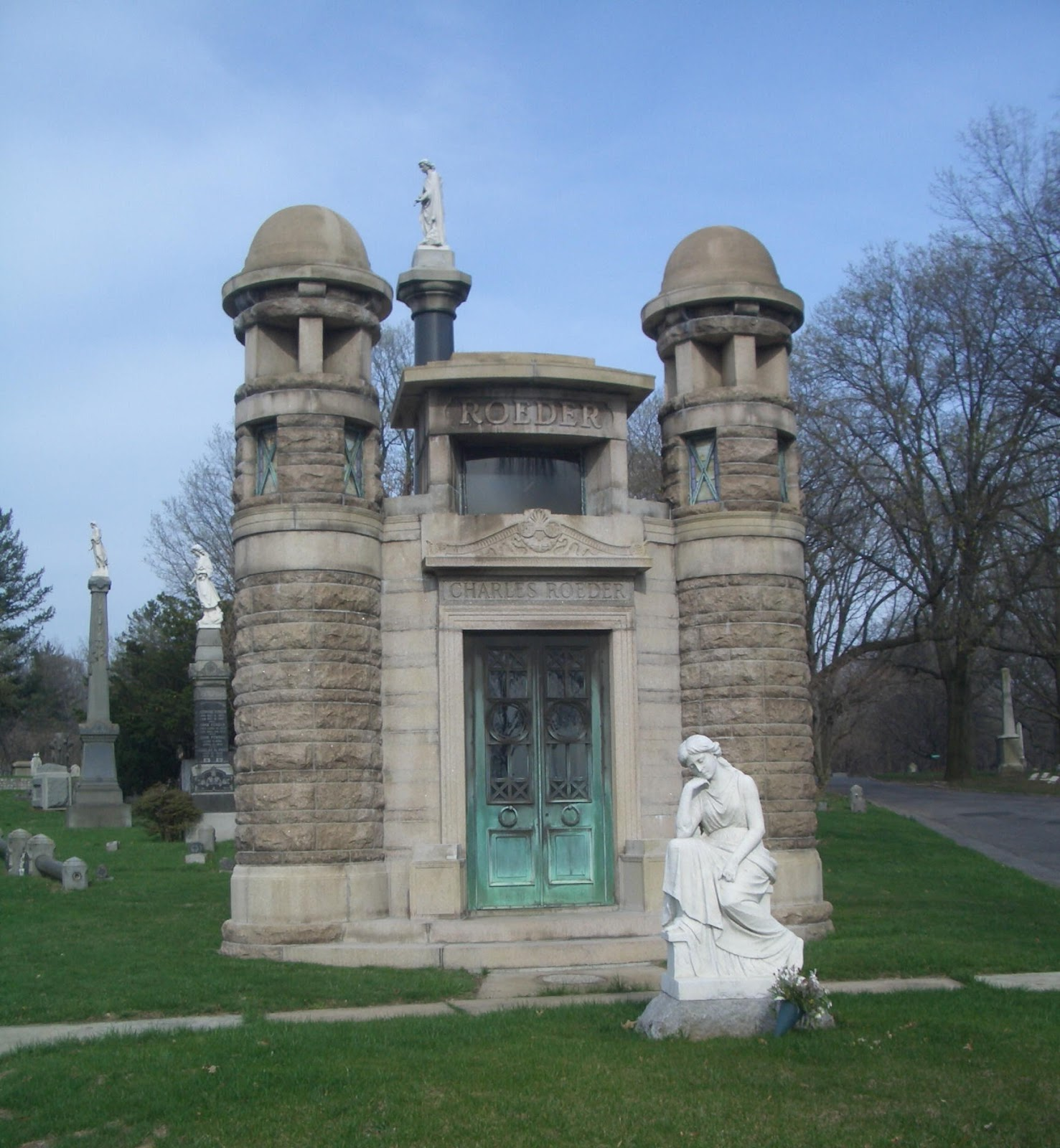 Gardens of stone brooklyn 39 s roeder family - Fairchild funeral home garden city ny ...