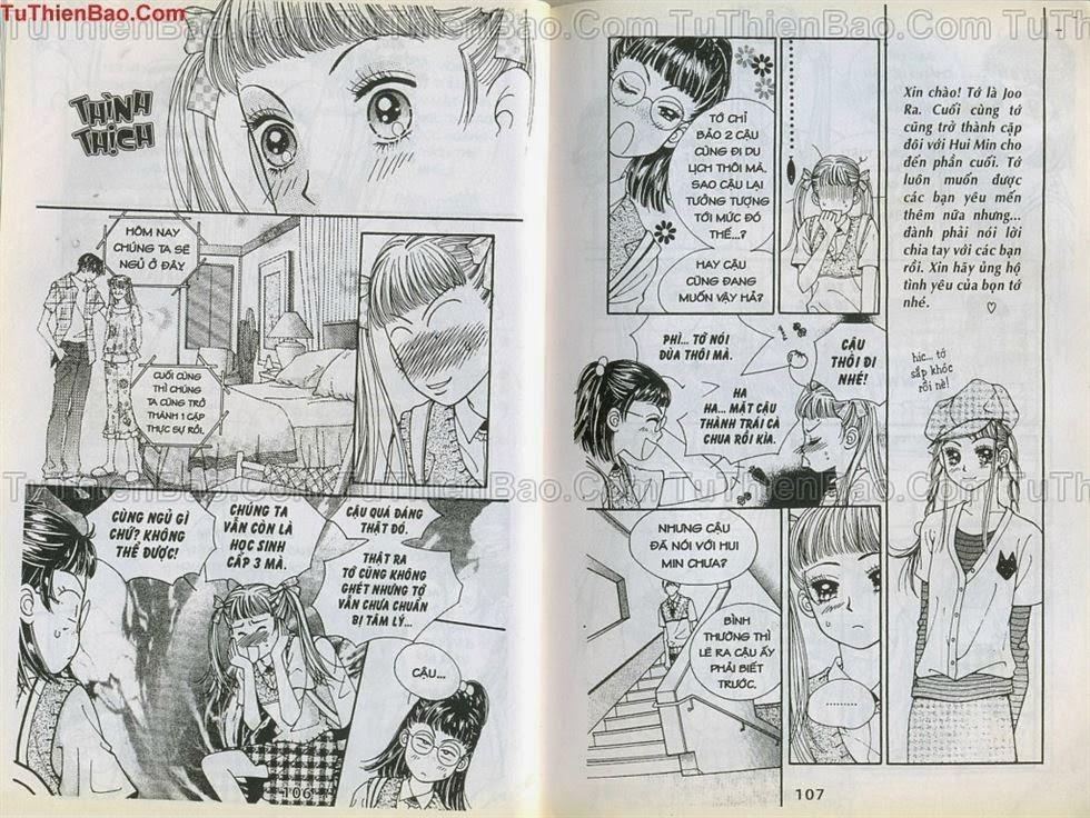 Xin Lỗi Tớ Thích Cậu chap 9 - Trang 53