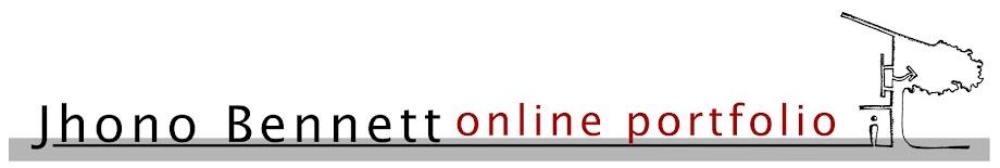 Jhono Bennett Online Portfolio
