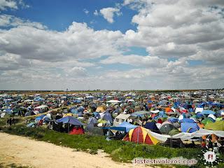 Camping, Viñarock 2013
