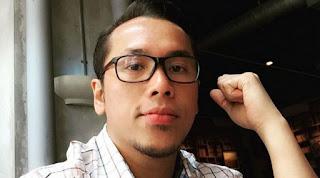 Potongan Rambut Sammy Simorangkir Maskulin Licin 2016