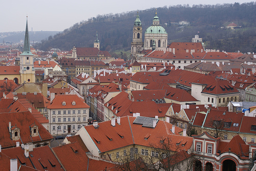 Expat visit to the Czech Republic