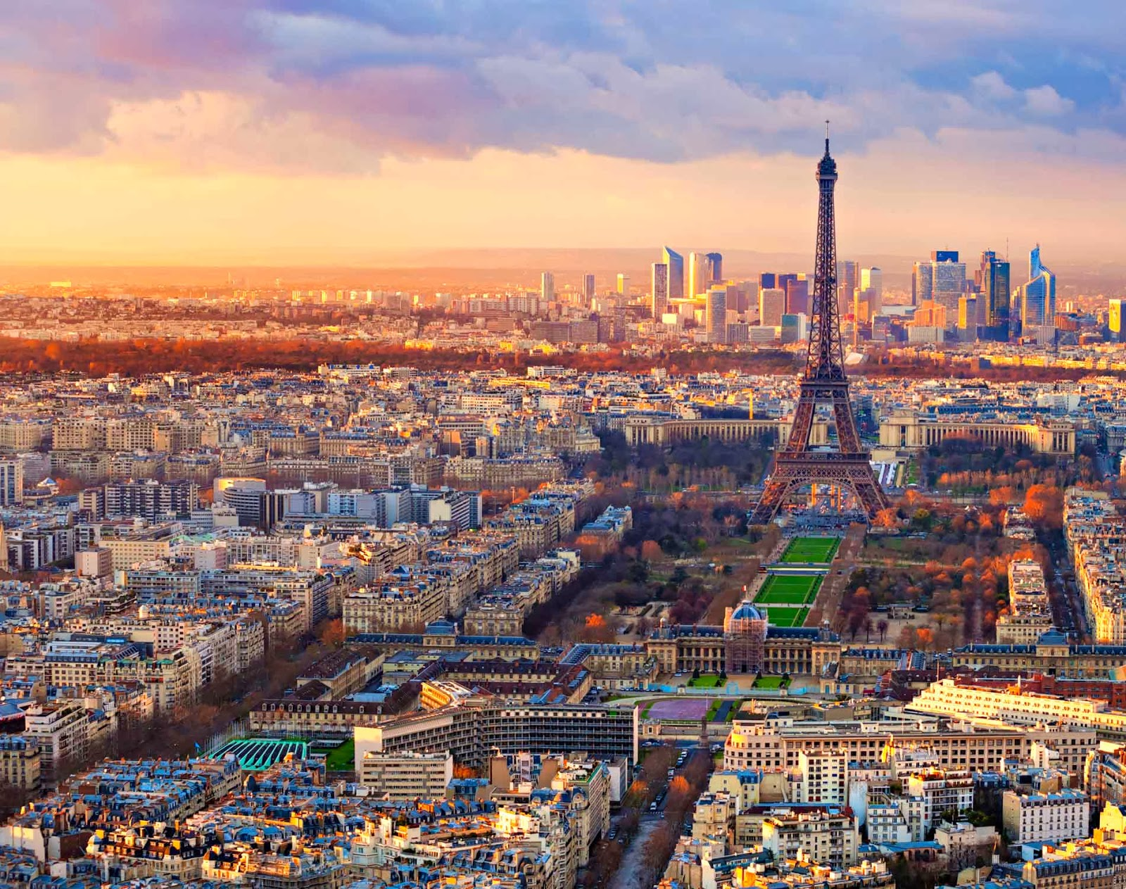 Tourist Spots to visit in paris