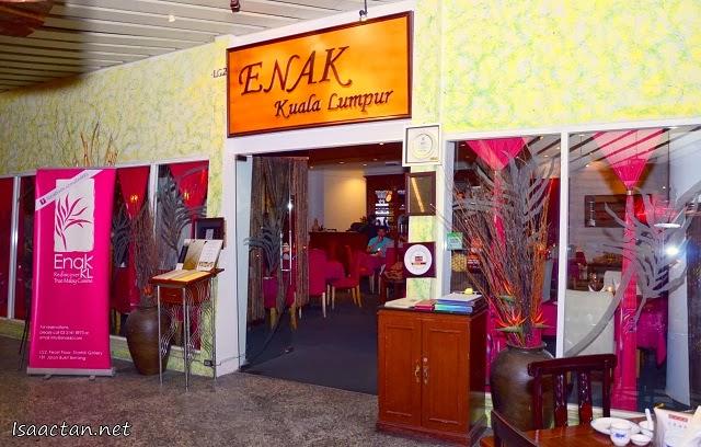 Enak KL @ Starhill Gallery