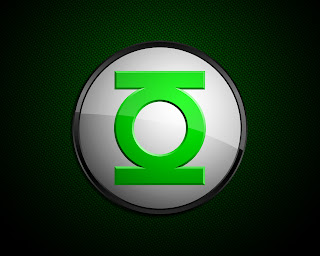 Green Lantern Comics Logo HD Wallpaper