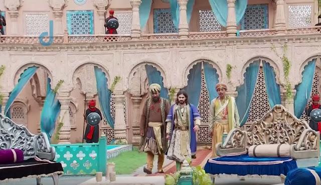 Sinopsis Jodha Akbar Episode 554