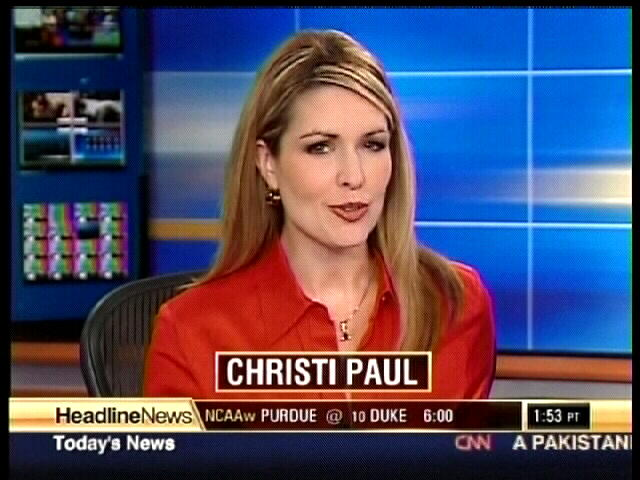 Looking for Christi Paul,