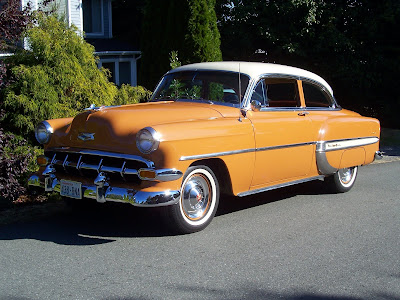 1954_Chevrolet_Bel_Air-