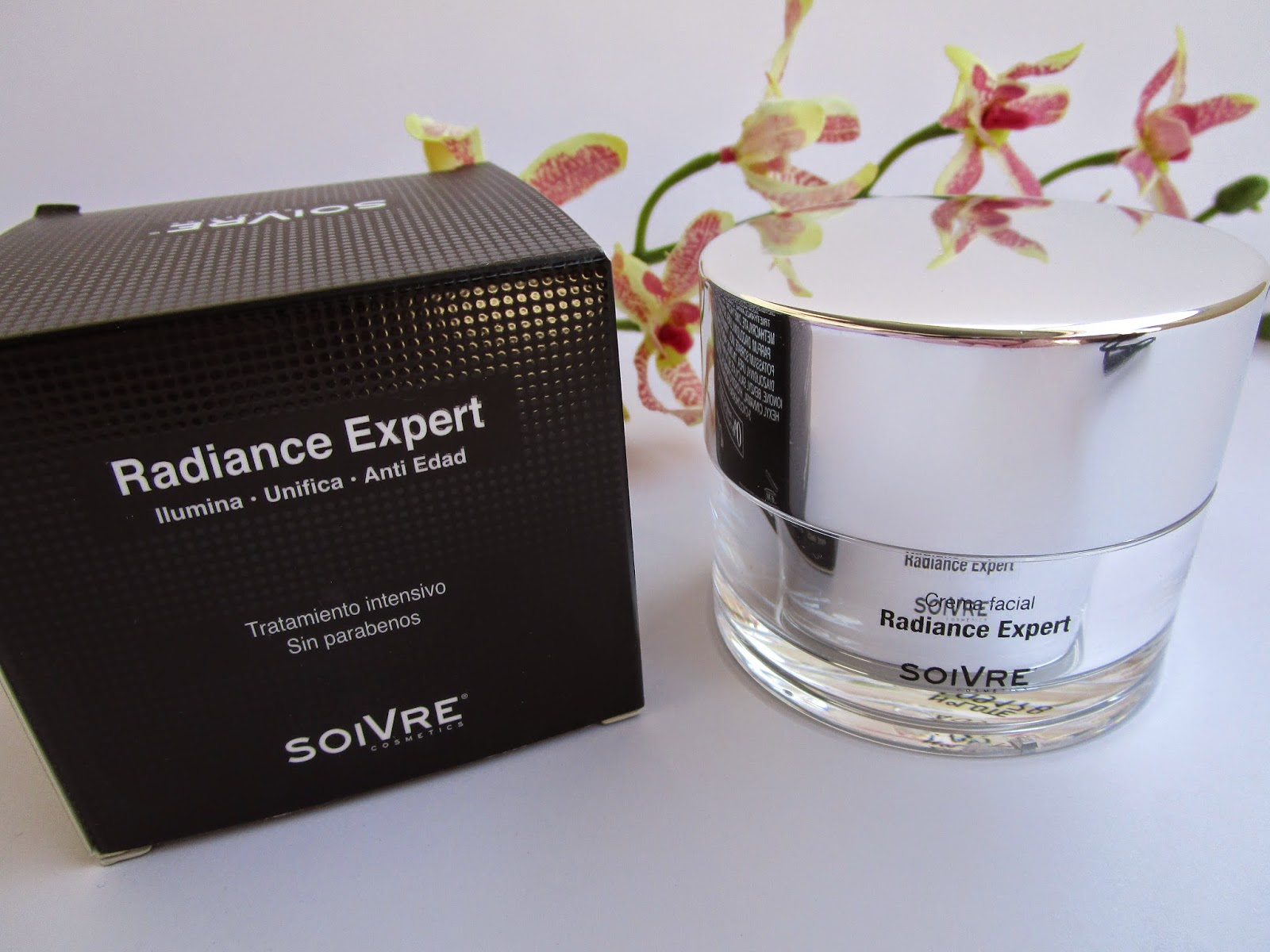 Crema Radiance Expert Soivre Cosmetics