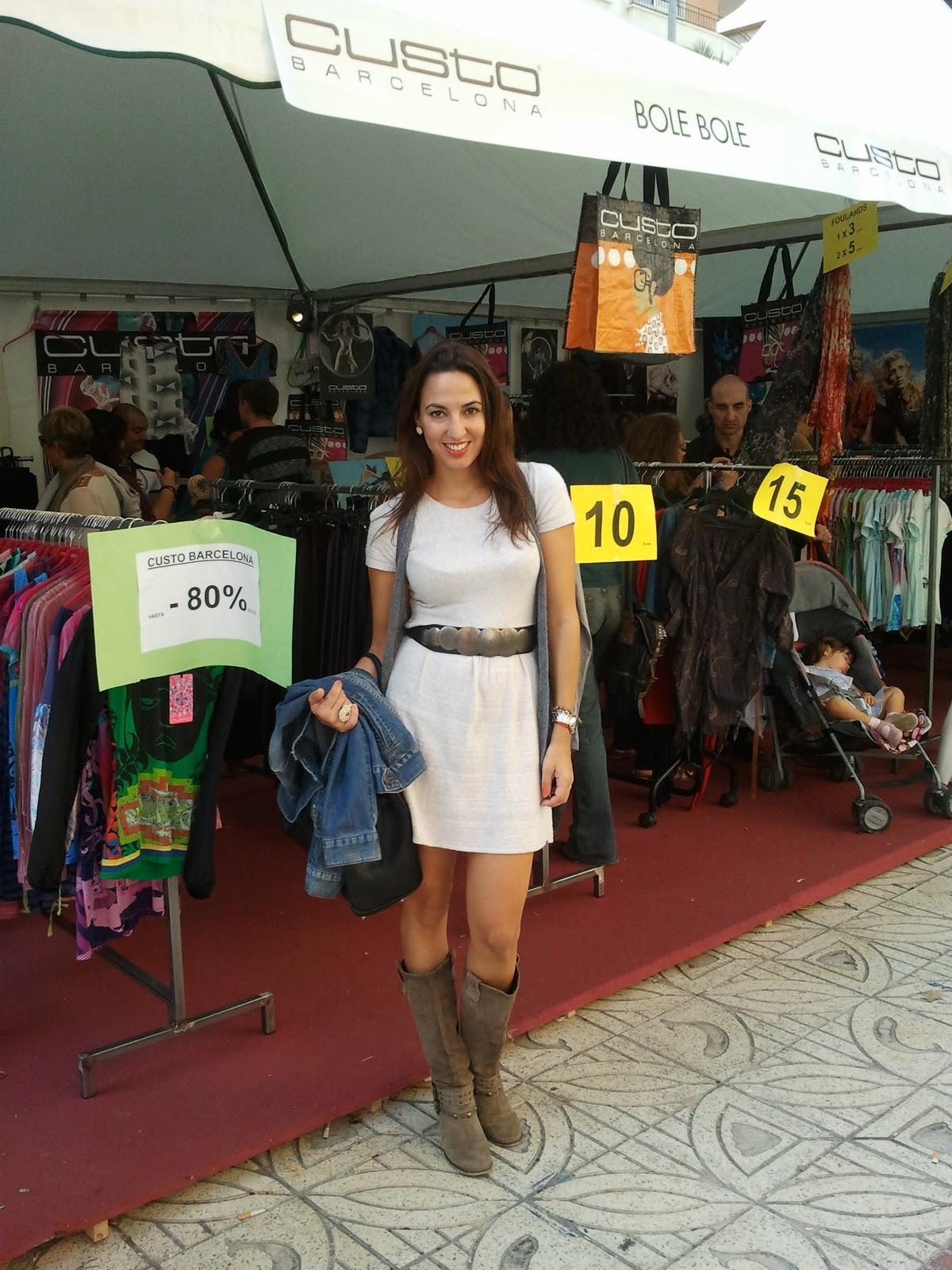 Feria oulet estilo stiletto by leticia p rez personal - Personal shopper alicante ...
